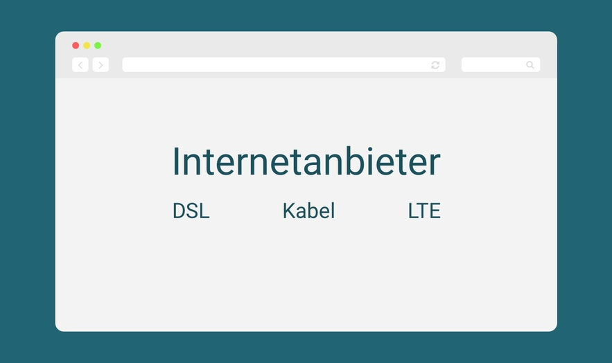Internetanbieter